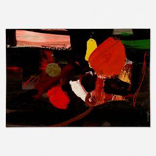 Robert S. Neuman, Black Painting No. 2