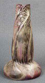 Majorelle Art Nouveau Rare Ceramic Vase