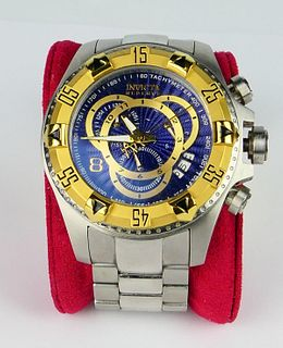INVICTA EXCURSION MENS STAINLESS WATCH