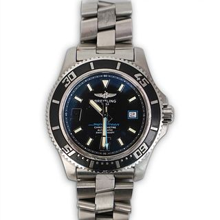 Breitling Superocean Chronometre Mens Watch