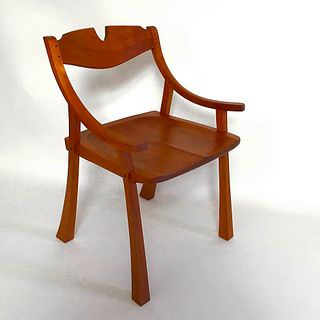 Zen Arc Dining Chair