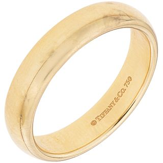 RING. 18K YELLOW GOLD. TIFFANY & CO.