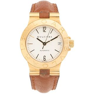 BVLGARI LADY. 18K YELLOW GOLD. REF. LCV 29 G