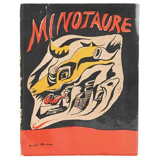 Álvarez Bravo, Manuel- Rivera, Diego-Bretón, André- Skira, Albert. Minotaure. Paris,1939. Ilustraciones d Rivera. 1a ed.texto de Bretón