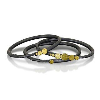 Stepping Stone Twig Bracelet, SSC - middle