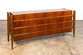 "WILLIAM HINN MCM ""EXOSKELETON"" CREDENZA"