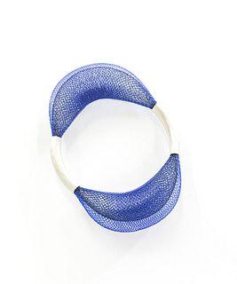 Loop Bangle Blue