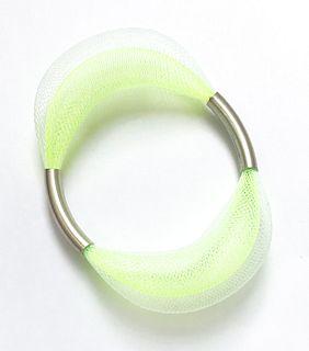 Loop Bangle Neon