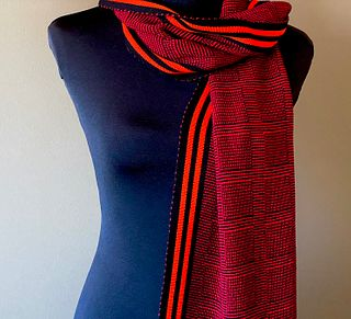 Beemer X 3 Scarf- Made to order