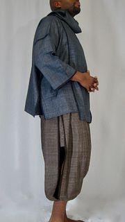 Skirt Pants Oshima 1