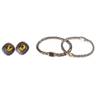 Hardy, Lagos and Yurman Jewelry