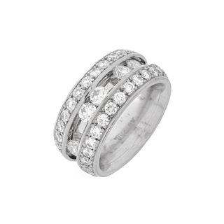 Diamond and 18K Ring / Band