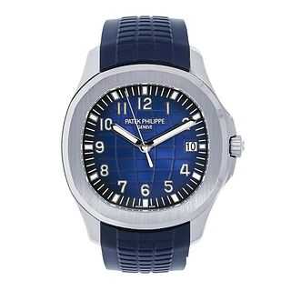 New Patek Philippe Aquanaut 5168G-001