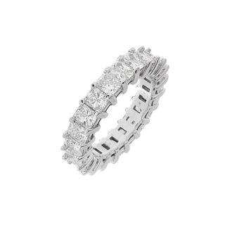 AIG Diamond and 14K Eternity Band