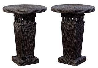Christian Astuguevieille Side Tables