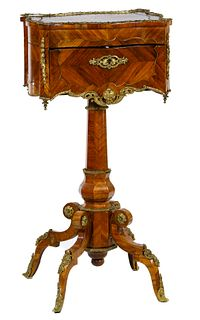 French Empire Style Jewelry Stand
