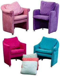 Preview Club Chair Assortment