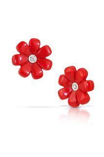 Daisy Diamond Earrings