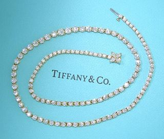 Tiffany & Co 10.39ct Necklace Retail $54,000