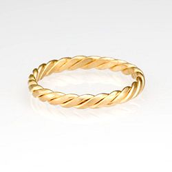 Stack Twist Ring