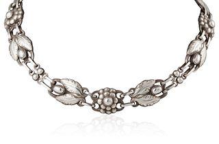Vintage Georg Jensen Necklace #1