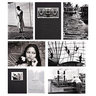 LEO MATIZ, Macondo, con textos de Gabriel García Márquez, Unsigned Digital print on cotton paper, Different sizes for each 16.9 x 12.2
