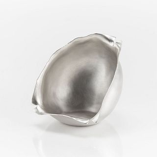 Sterling Silver Torn Vessel B