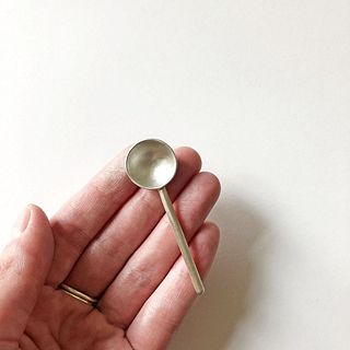 Single Small Spoon Medium Rod Handle