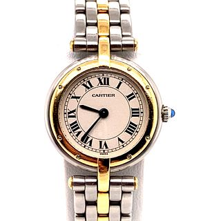CARTIER Panthere 18K Gold & Steel