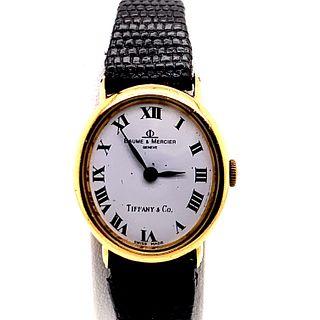 BAUME MERCIER TIFFANY & CO WristwatchÊ