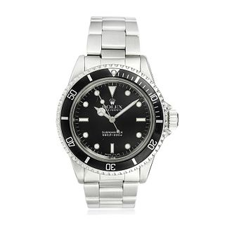 Rolex Submariner Ref. 5513 in Steel