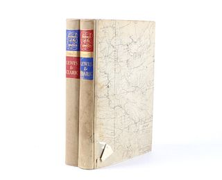 Journals of the Expedition of Lewis & Clark 1st Ed