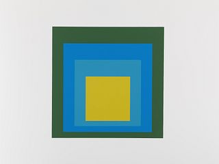 ALBERS, Josef (1888-1976). Formulation: Articulation I & II. New York and New Haven: Harry N. Abrams and Ives-Sillman, 1972.