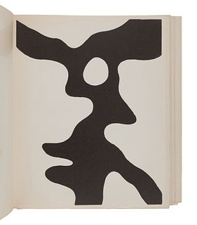 ARP, Jean (1887-1966). Dreams and Projects. New York: Curt Valentin, 1951-1952.