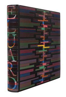 ELUARD, Paul. Un poeme dans chaque livre. Paris: Louis Broder, 1956.