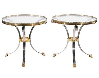 Pr. Gueridon Maison Jansen Style Tables