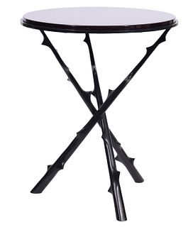 Herve Van Der Straeten 'Epines' Tripod Side Table