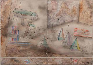 Anthony Caro (British, 1924-2013) Untitled