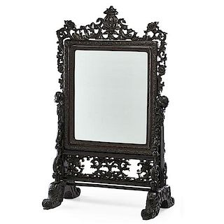 CHINESE EXPORT DRESSING MIRROR