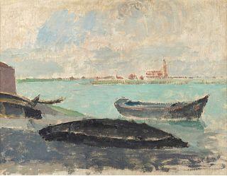 Pio Semeghini (Quistello 1878-Verona 1964)  - Untitled, 1925