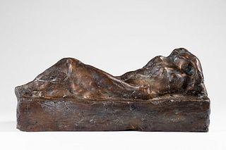 Giorgio de Chirico (Volos 1888-Roma 1978)  - Arianna, 1990