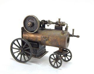 Attr. Marklin Steam Engine Tractor