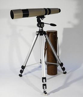 Bausch & Lomb The Discoverer 60MM Zoom Telescope