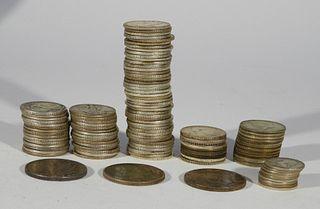 Silver Benjamin Kennedy Washington Coin Group