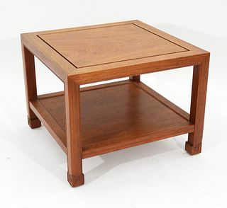 Chinese Qing Dynasty Huanghuali Hardwood Table