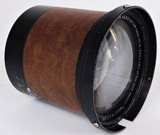 "Kodak Aero-Ektar Type I 12"" (307mm) f/2.5 Lens"
