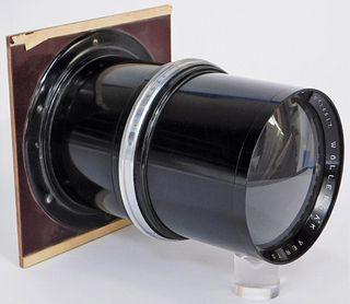 """Wollensak Vertio Diffused Focus 18"""" f/4 Lens"""