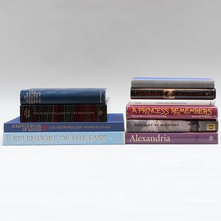 Collection of Miscellaneous Books on Non-Western Art and History