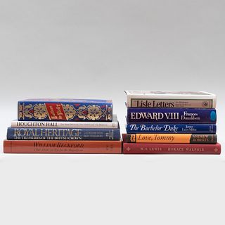 Collection of Miscellaneous Books on British History