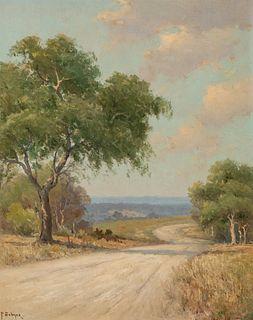 Porfirio Salinas (1910–1973): Down a Country Road